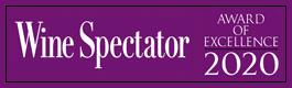 Wine Spectator 2020 Winner