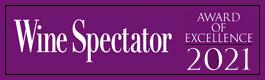 Wine Spectator 2021 Winner