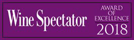 Wine Spectator 2014 Winner